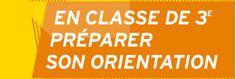 Guide ONISEP – Après la 3ème – Carnet d'adresses