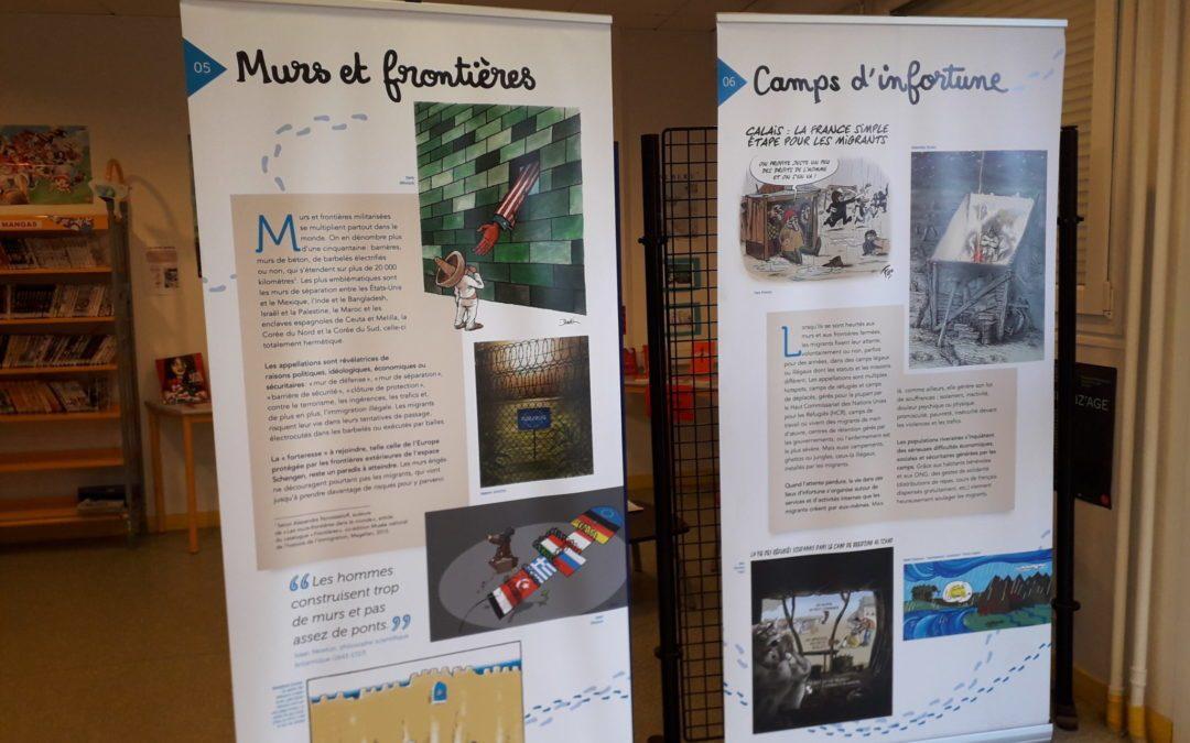 Exposition «Tous migrants»